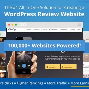 JUAL WP Review Pro - Create Reviews Easily & Rank Higher In Search Engines