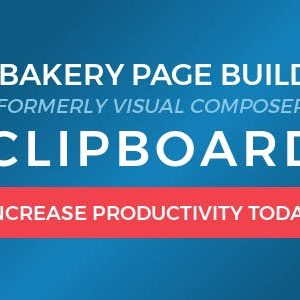 JUAL WPBakery Page Builder (Visual Composer) Clipboard