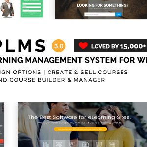 JUAL WPLMS Learning Management System for WordPress