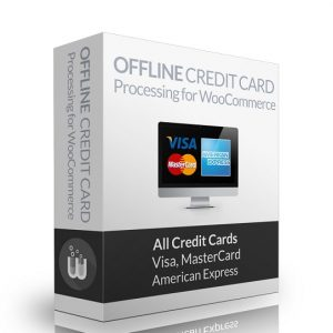 JUAL WPLab Offline Credit Card Processing for WooCommerce