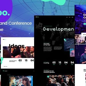 JUAL WellExpo - Event & Conference Theme