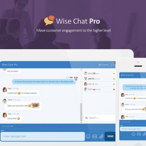JUAL Wise Chat Pro - Fully Featured Chat Plugin For WordPress