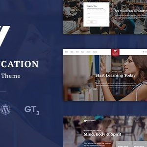 JUAL WizeEdu - Education LMS Courses and Events