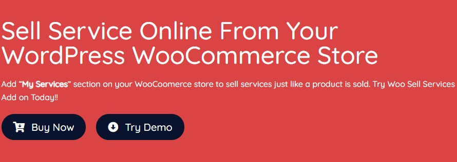 JUAL Woo Sell Services - WooCommerce Add-On Plugin - WBCOM Designs