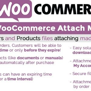JUAL WooCommerce Attach Me!