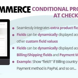 JUAL WooCommerce Conditional Product Fields at Checkout