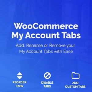 JUAL WooCommerce Custom My Account Pages