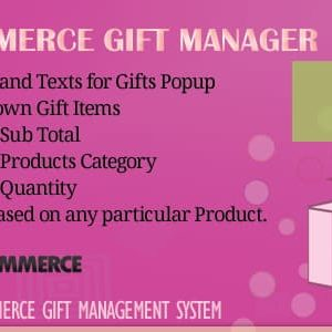 JUAL WooCommerce Gift Manager