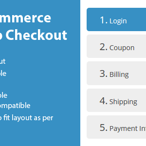 JUAL WooCommerce MultiStep Checkout Wizard
