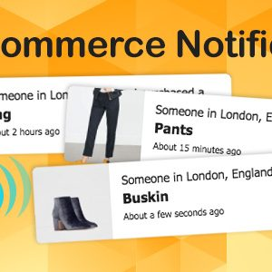 JUAL WooCommerce Notification - Boost Your Sales