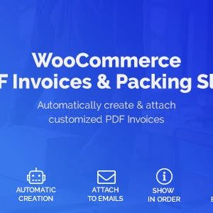 JUAL WooCommerce PDF Invoices & Packing Slips