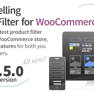 JUAL WooCommerce Product Filter
