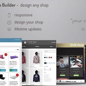 JUAL WooCommerce Shop Page Builder - Create any Shop Grid / Table With Advanced Filters