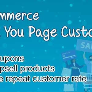 JUAL WooCommerce Thank You Page Customizer - Boost Sales