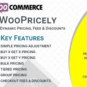 JUAL WooPricely - Dynamic Pricing & Discounts