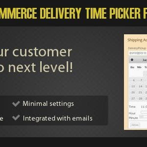JUAL Woocommerce Delivery Time Picker for Shipping
