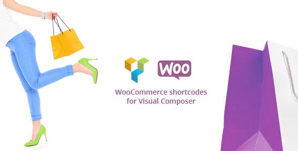 JUAL Woocommerce shortcodes for Visual Composer