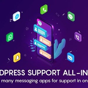 JUAL WordPress Support All-In-One