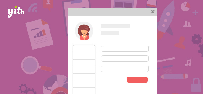 JUAL YITH WooCommerce Customize My Account Page