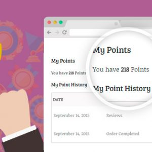 JUAL YITH WooCommerce Points and Rewards