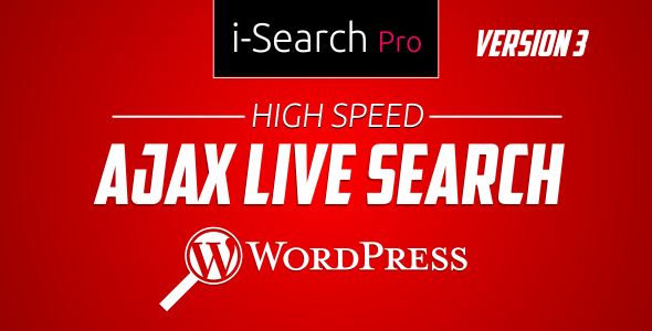 JUAL i-Search Pro - Ultimate Live Search