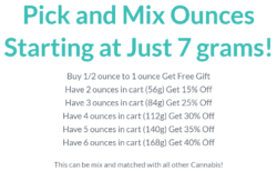 get kush pick and mix ounces
