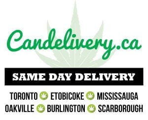 candelivery.ca same day delivery toronto dispensaries