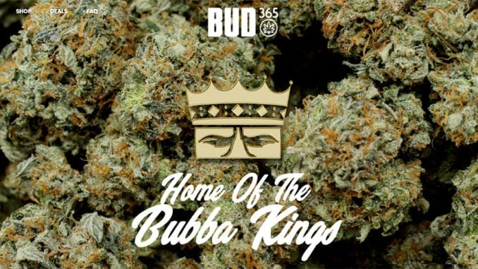 bud365 website home of bubba kings