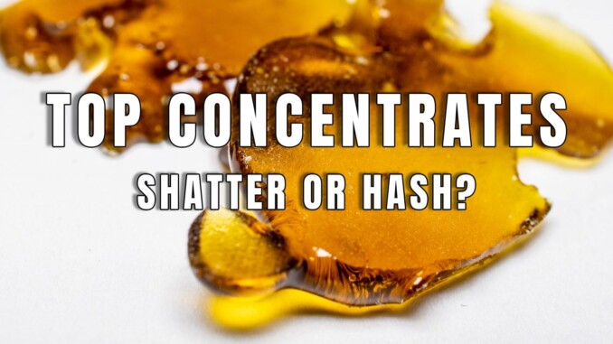 shatter or hash