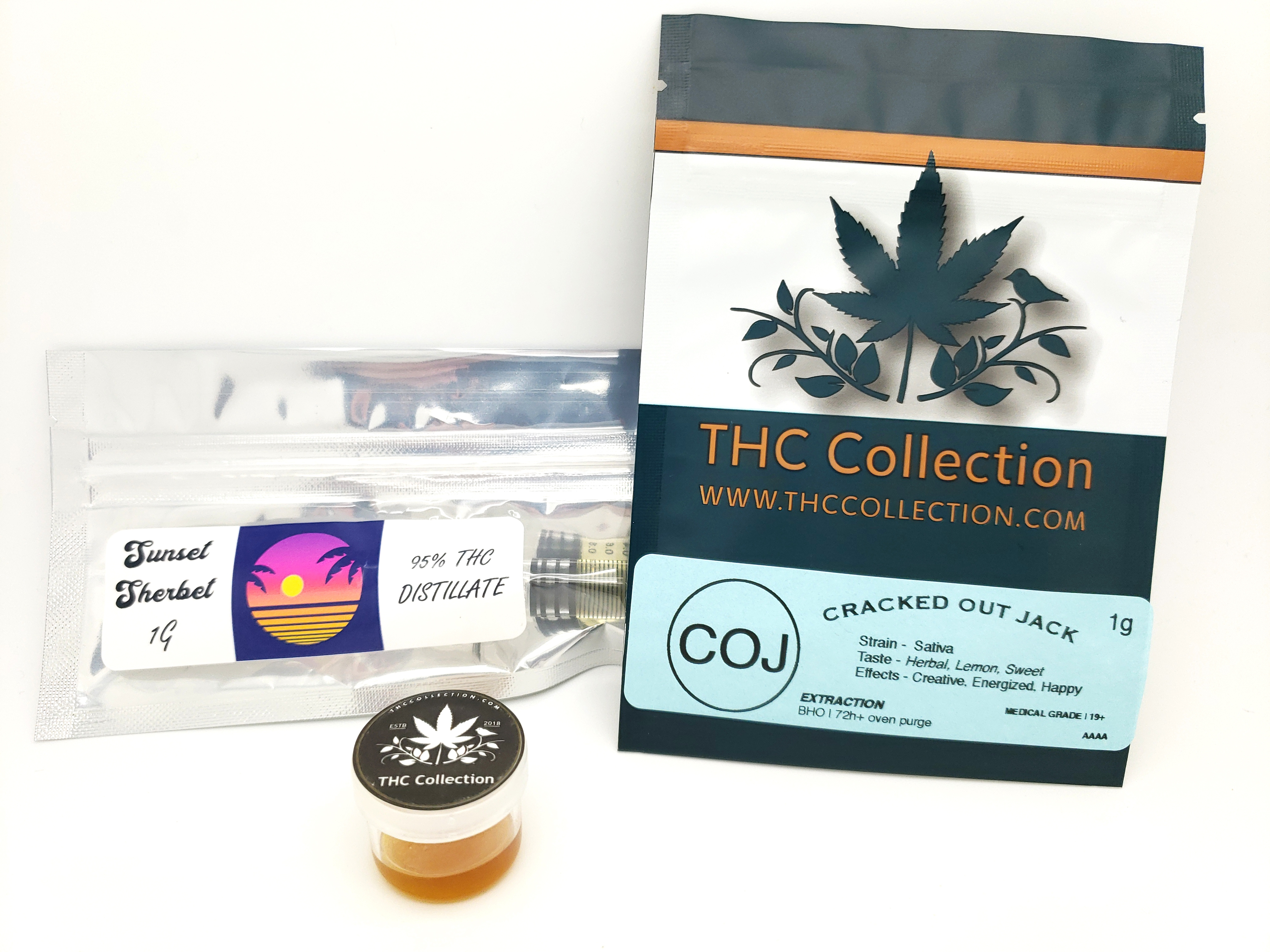 Dabber's Delight for Review for THCCollection