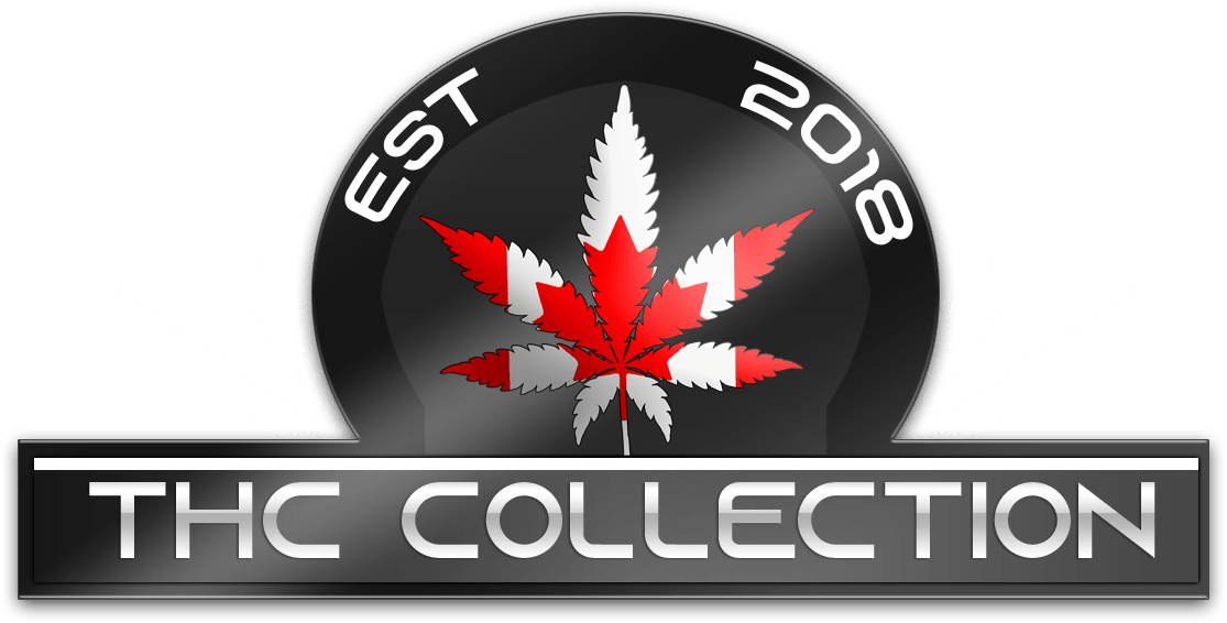 thc collection online dispensary logo