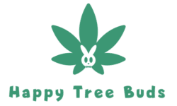 happy tree buds logo