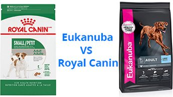 Eukanuba vs Royal Canin