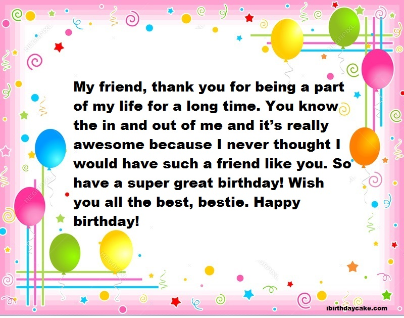 Birthday Quotes Long Time Friend 50 Happy Birthday Female Friend Best Wishes Images Cards Dogtrainingobedienceschool Com