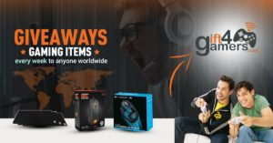 Gift4gamers – Weekly giveaway portal!