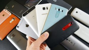 Smartphone Trends that'll probably Rule 2017