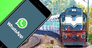 Here's how you can check train PNR status from Whatsapp