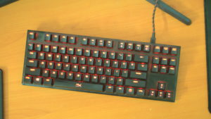 HyperX Alloy FPS pro keyboard review : Small & powerful
