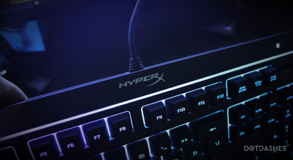 HyperX Alloy Core RGB Cover picture