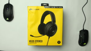 Corsair HS35 review – The best budget gaming headphones under Rs.4000