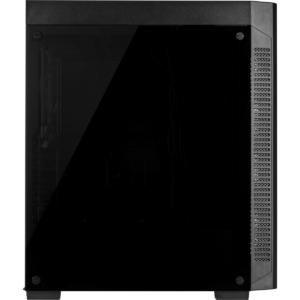 Corsair 110R budget cabinet side view