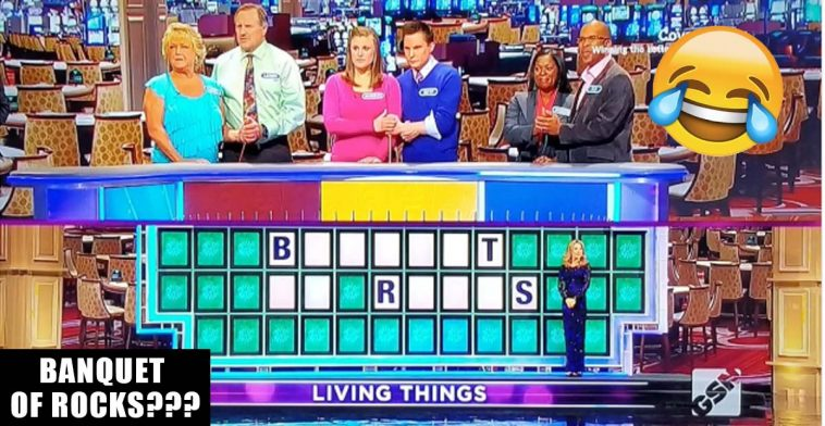 Around The House Wheel Of Fortune Answers 1