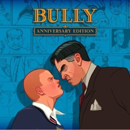 Bully Anniversary Edition logo For Android