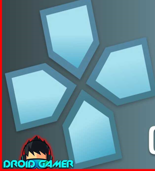PPSSPP Blue Version Logo For Android