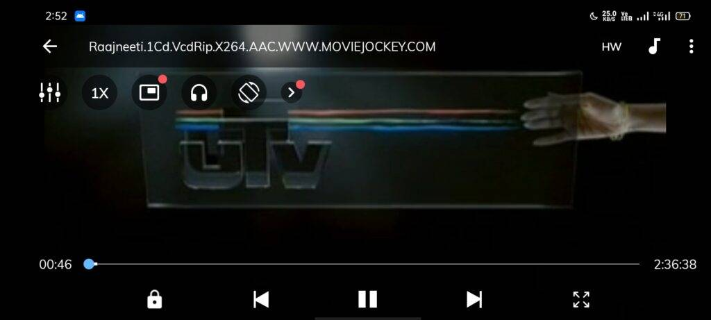 Stream Torrent Movies in Android