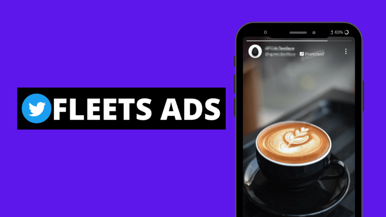 Twitter Fleets ads are on the way, here's the first look