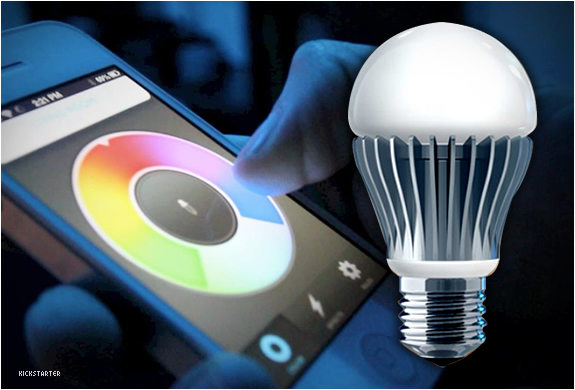 Control-an-LED-light-bulb-from-your-phone.