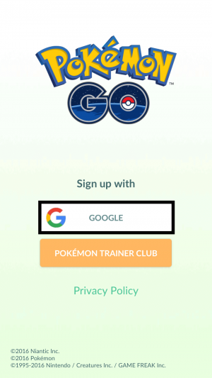 Download Pokemon GO On Your Android