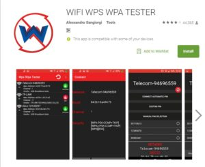 Cool Android Hacks wps