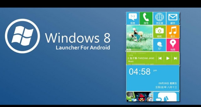 Download Windows 8 Launcher